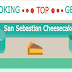 How to Make San Sebastiean Cheesecake #infographic