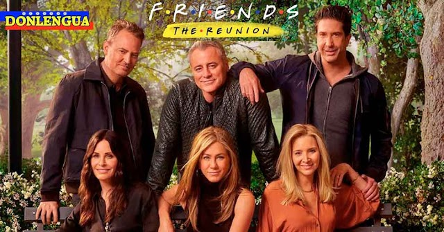 Las primeras fotos del encuentro de los actores de Friends