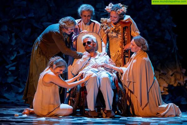 'El último viaje de Galdós' aterriza en el Teatro Circo de Marte