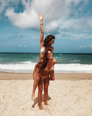 fotos tumblr de amigas en la playa caballito