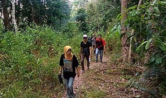 Menyusuri Kawasan Ekowisata Hutan Kenari Gojang Utara, Kabupaten Kepulauan Selayar
