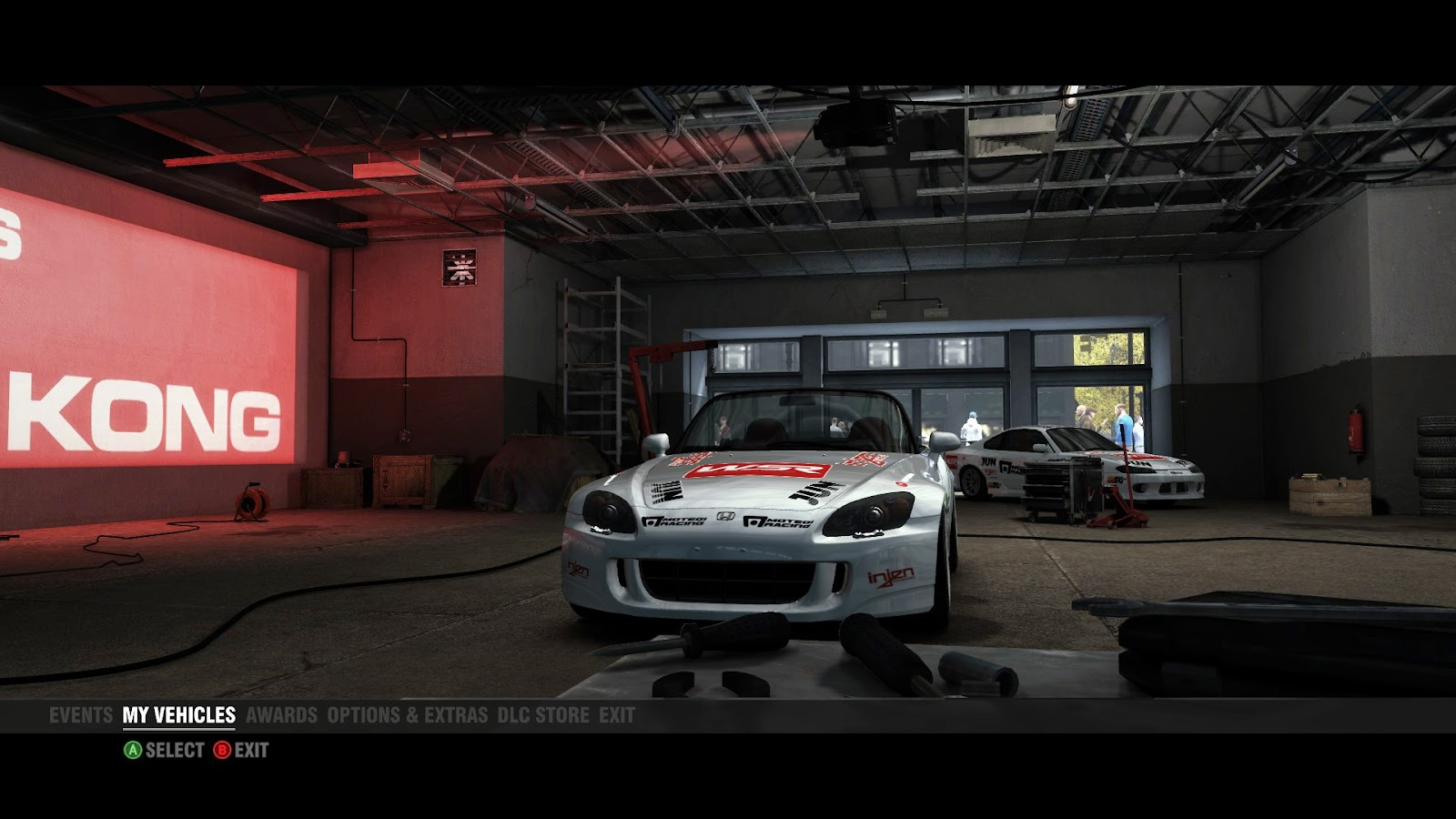 East-West Brothers Garage: Game Review: Grid 2