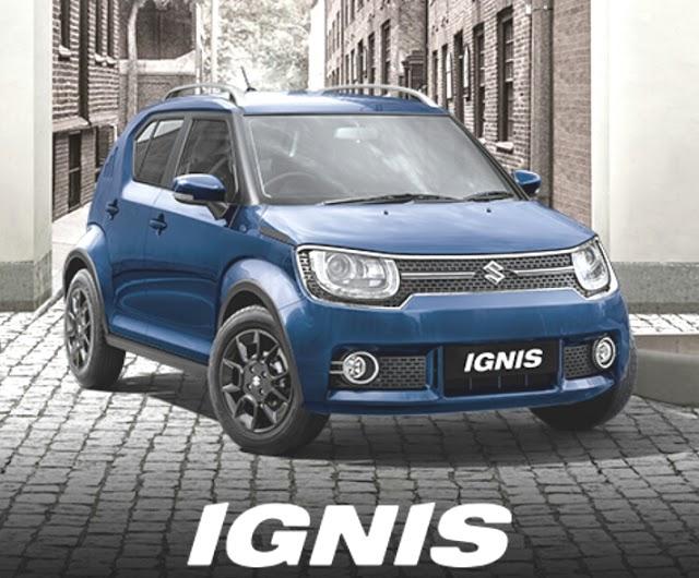 Maruti Suzuki lgnis get 3 star safety rating in NCAP test.