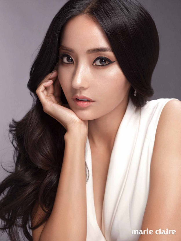Han Chae Young, Han Chae Young Marie Claire, Han Chae Young 2016