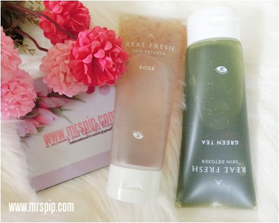 real fresh skin detoxer from Althea