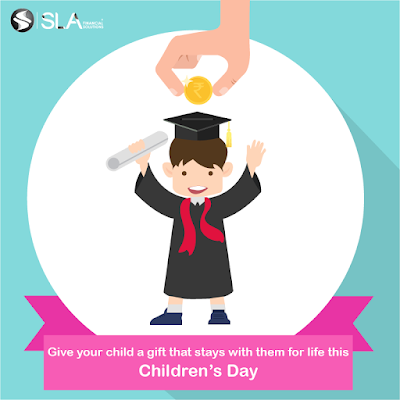 SLA Financial Solutions Children's Day Social Post