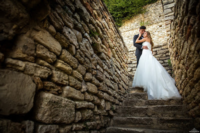 Trash the dress Balcik