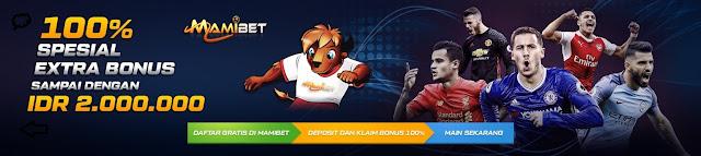 Situs Judi Bola Resmi Modal Sedikit: Mamibet.site