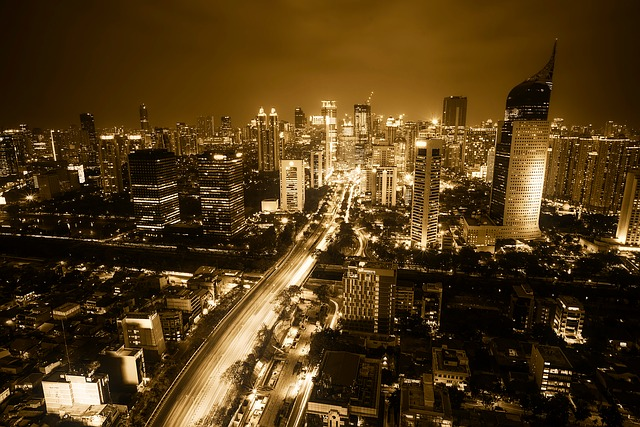 Jakarta world third largest city