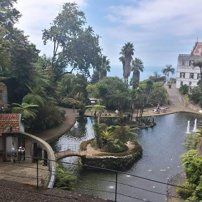 jardim tropical garden - Monte Palace Madeira