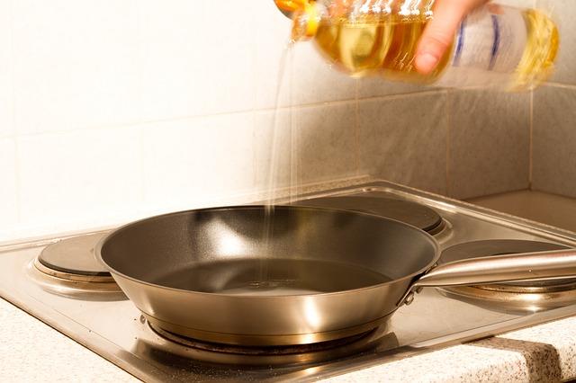 minyak goreng yang aman dikonsumsi