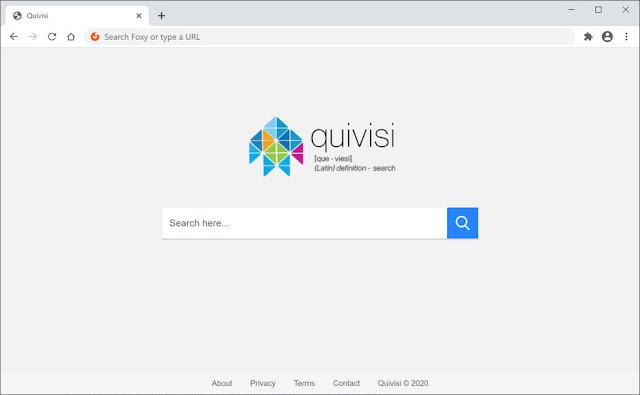 Quivisi.com (Hijacker)