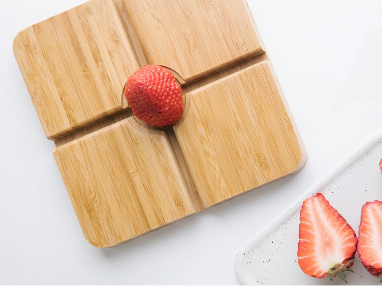 Gripper Bamboo Cutting Board