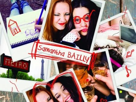 Nos âmes jumelles, tome 2 : Nos âmes rebelles de Samantha Bailly