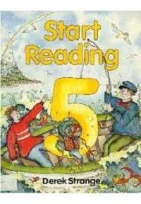 Start Reading 5 - Derek Strange