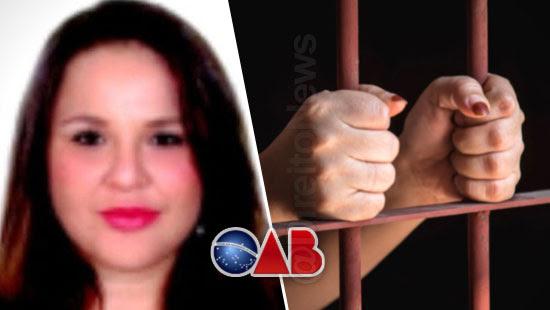 advogada pf trafico drogas presa direito