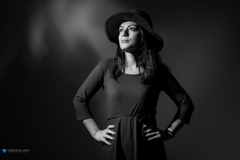 Studio Portraits Campaign - Mesi | Rufat Abas Photography