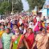 मंत्री बिसाहूलाल ने कांग्रेस प्रत्यासी विष्वनाथ की पत्नी को कहा रखैल, उग्र हुई नारी शक्ति पैदल मार्च कर ज्ञापन सौप कर की एफ आई आर की मांग