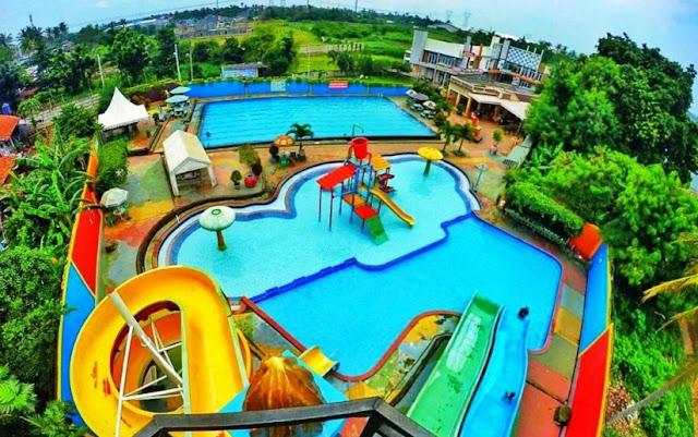 Harga Tiket Kolam Renang Aladin Aquaplay Karawaci Binong Tangerang