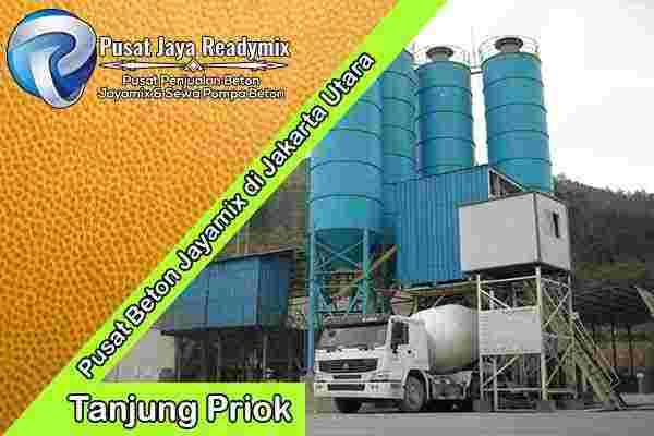 Jayamix Tanjung Priok, Jual Jayamix Tanjung Priok, Cor Beton Jayamix Tanjung Priok, Harga Jayamix Tanjung Priok