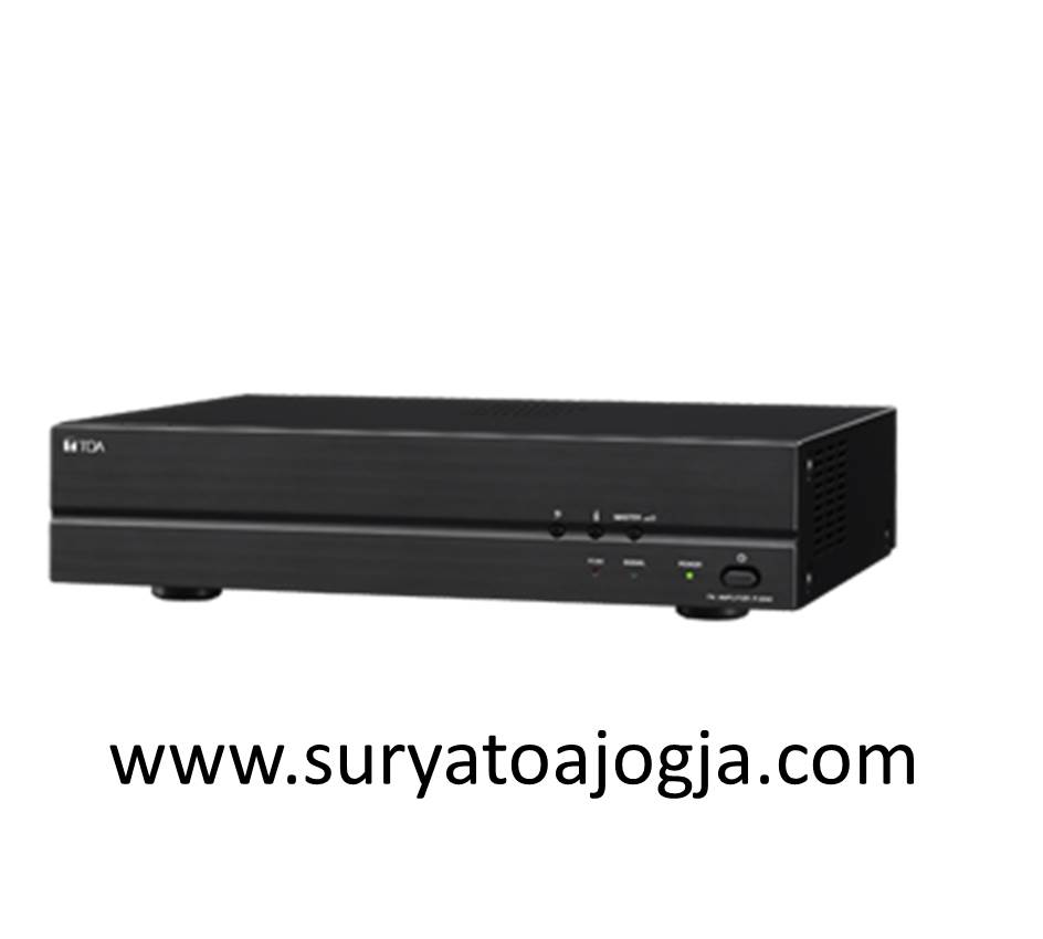 amplifier toa za 2240 power ampli za 2240 ampli 240 watt toko dealer distributor toa jogja. Black Bedroom Furniture Sets. Home Design Ideas