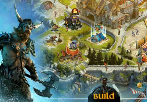 download Viking: War of Clans apk