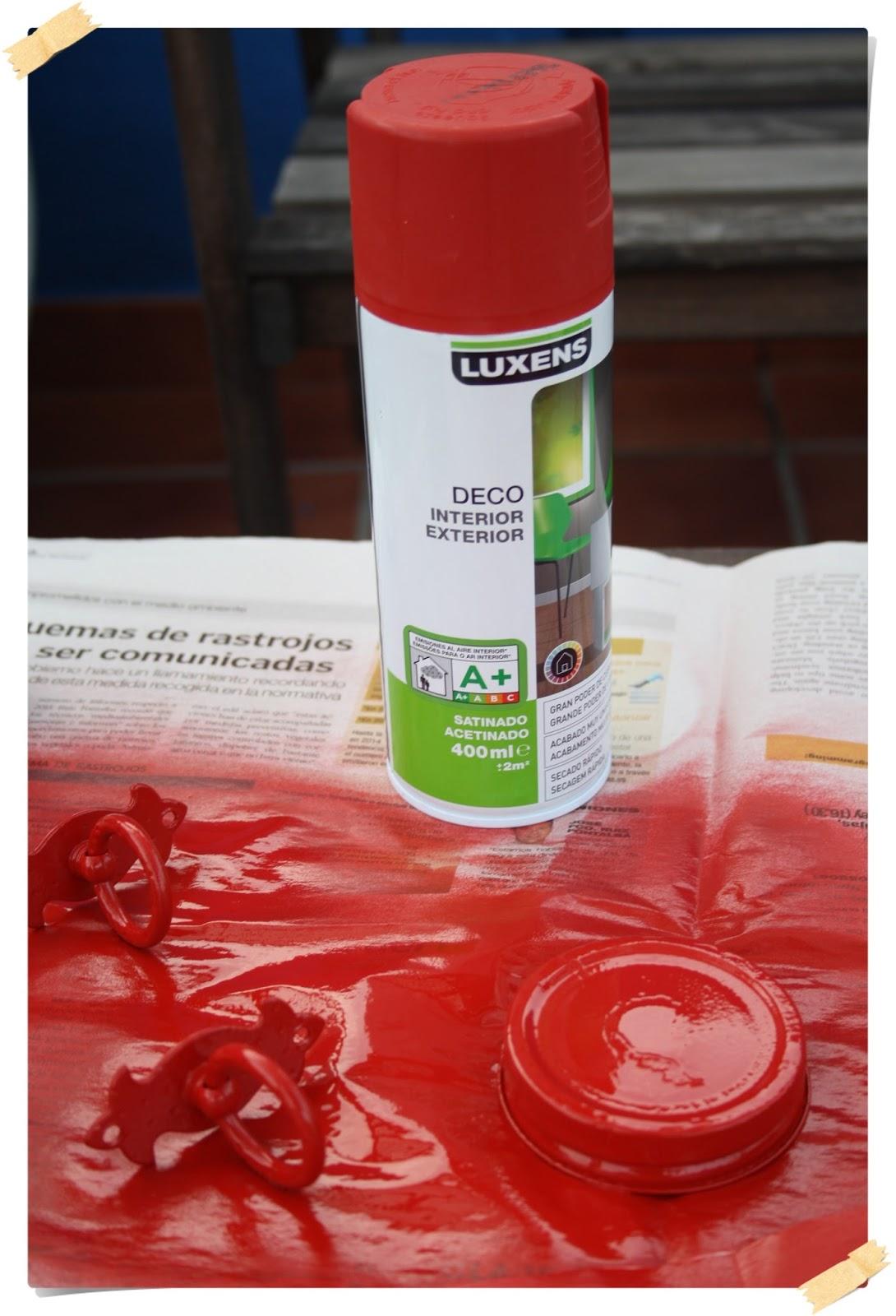Restaurar un mueble con pintura chalky efecto decapado - Pintura luxens opinion ...