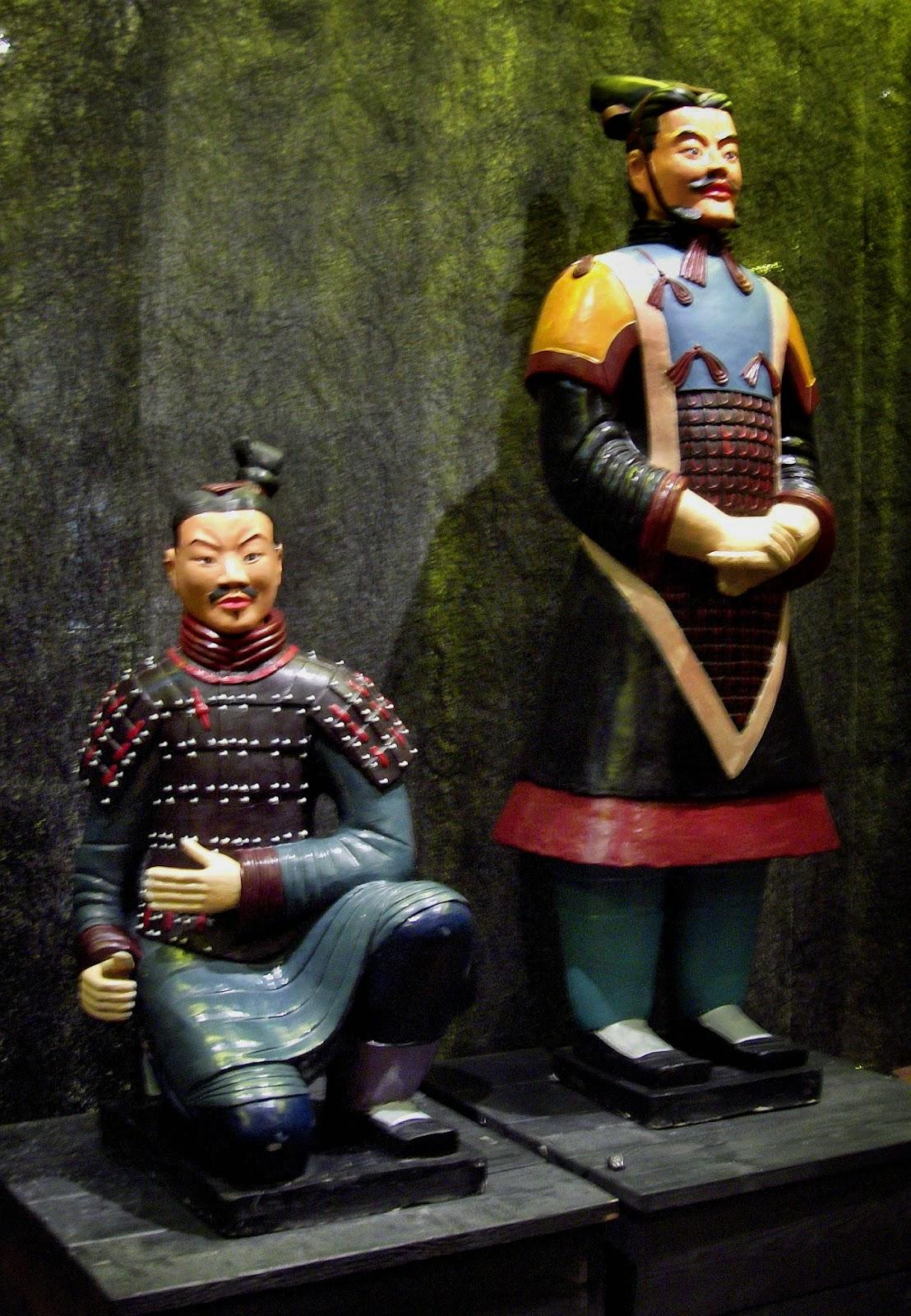 Grandes Hallazgos Arqueolgicos X Los Guerreros de Xian
