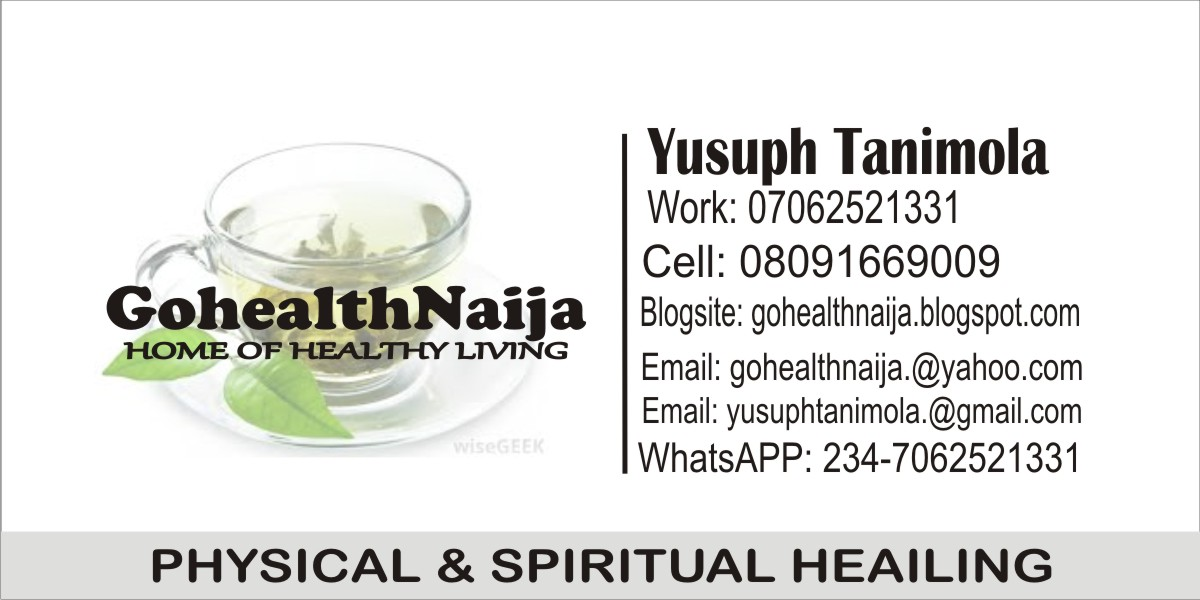 OGUN IBILE (FREE & 100% CONFIRMED) - GoHealthNaija