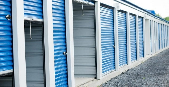 how to start storage space rental unit business