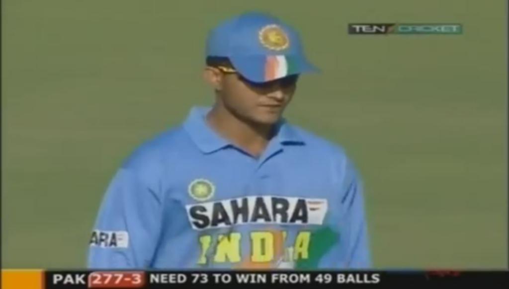 India vs pakistan 2004 samsung cup 1st odi match