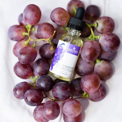 Grapeseed Oil, Jenis Serum Wajah Terbaik Untuk Kulit Berminyak