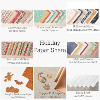 all items in spread joy stamping paper share