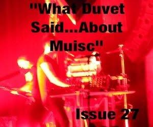 Quot What Duvet Said Quot March 2011