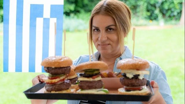 Με μπέργκερ μουσακά συμμετέχει η Ελλάδα στο... euro μαγειρικής