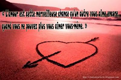... sur la vie : plus que 200 Citations d'amour ~ Citation sur la vie