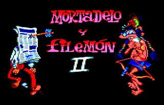 Videojuego Mortadelo y Filemón II - Safari Callejero