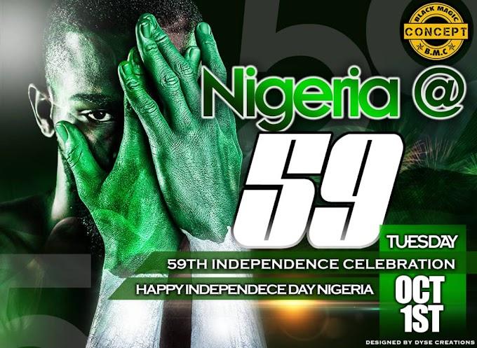 BLACK MAGIC CONCEPT - Happy Independence Day || Nigeria @ 59