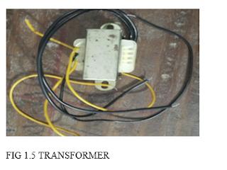 FIG 1.5 TRANSFORMER