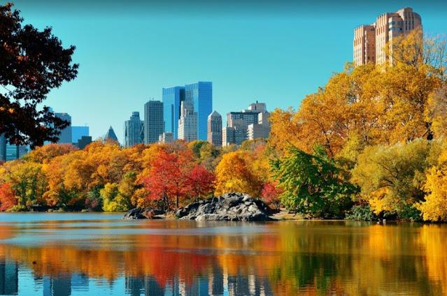 Central Park - New York, Amerika Serikat
