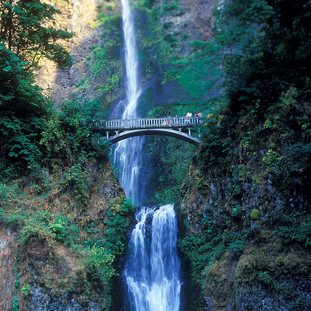 Places To Visit In The Fall In Usa: TRAVEL COLUMBIA RIVER GORGE: USA TODAY: Includes Multnomah