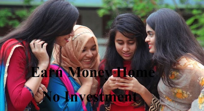 Real Ways To Make Money From Home-Make Money Online Without investment