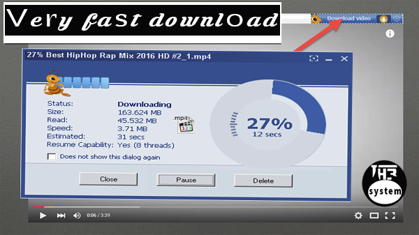 Download Ant Program Manager fast new competitor for Internet Download Manager