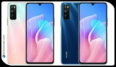 Huawei Enjoy Z 5G Launched With 48-Megapixel Triple Rear Cameras: Check Price & Specifications Here