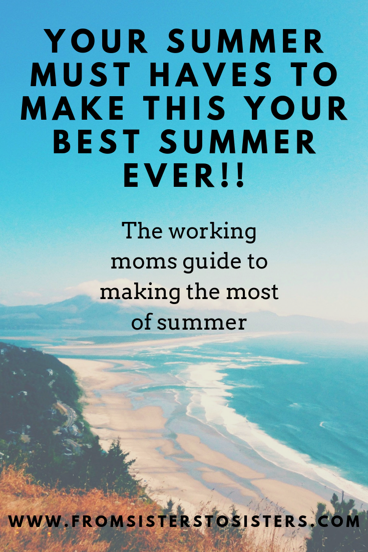 How Working Moms Can Use Summer to Build Family Traditions