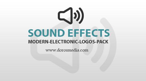 مؤثرات صوتية مجموعة من المؤثرات الصوتية لعرض اللوغويات صوتيات للانتروهات sound effects modern-electronic-logos-pack