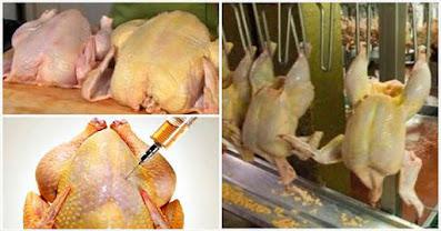 FDA acepta que inyecta arsénico a los pollos