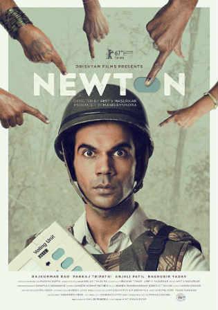 Newton 2017 HDRip 750MB Hindi Movie 720p Watch Online Free bolly4u