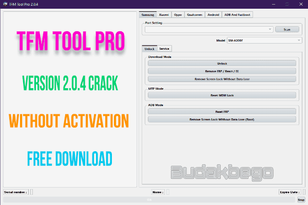TFM Tool Pro 2.0.4 Crack Without Activation