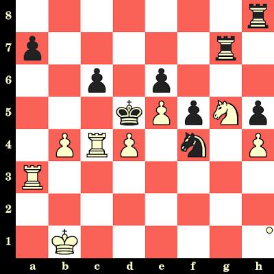Les Blancs jouent et matent en 4 coups - Richard Rapport vs Ottomar Ladva, Yurmala, 2015